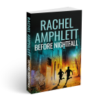 Before Nightfall 3D Paperback Book with Spine