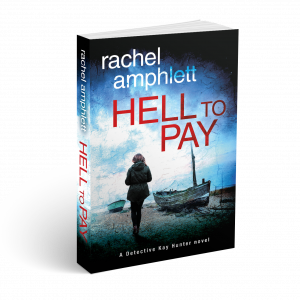 Hell to Pay Cover 3D with Spine