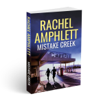 Mistake Creek 3D Paperback Book with Spine