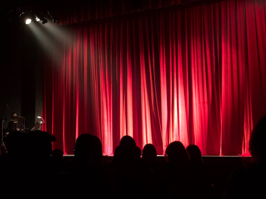 Curtains image for website reveal blog post