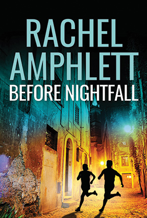 Cover for Before Nightfall