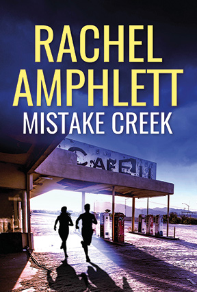 Cover for Mistake Creek