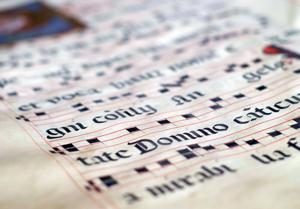 Medieval script