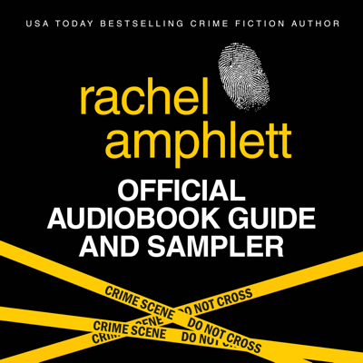 Cover image for Official Audiobook Guide and Sampler 400x400 pixels