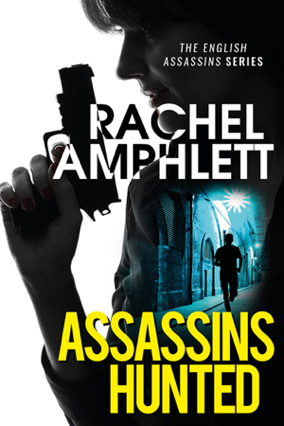 Cover image for Assassins Hunted 284x426 pixels