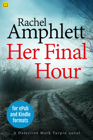 Cover image for Her Final Hour with a book icon in the top left corner