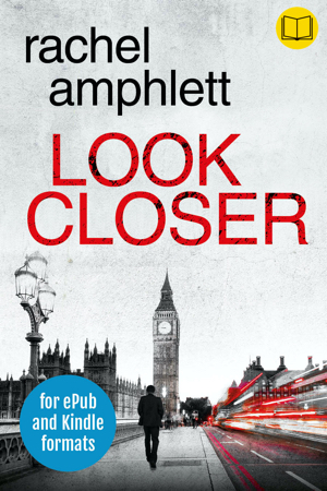 Cover image for Look Closer with a book icon in the top left corner