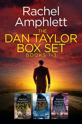 Cover image for Dan Taylor Box set books 1-3 284x426 pixels