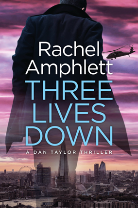 Cover image for Three Lives Down 284x426 pixels