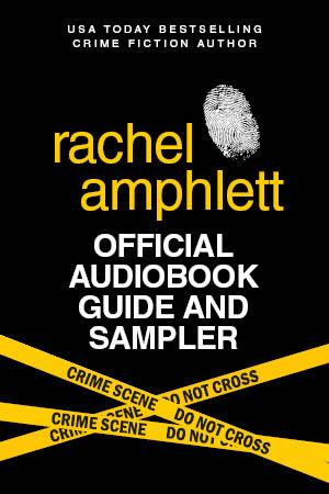 Cover image for Official Audiobook Sampler 300 x 450 pixels