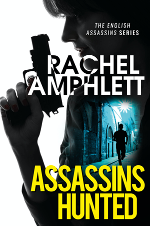 Cover image for Assassins Hunted 300x450 pixels