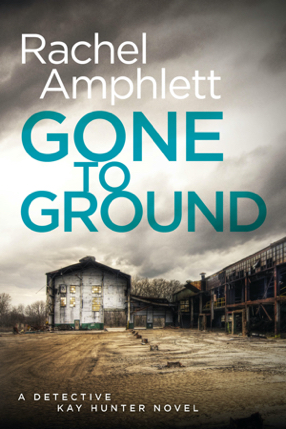 Cover image for Gone to Ground 286x429 pixels