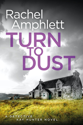 Cover image for Turn to Dust 286x429 pixels