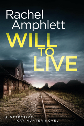 Cover image for Will to Live 286x429 pixels