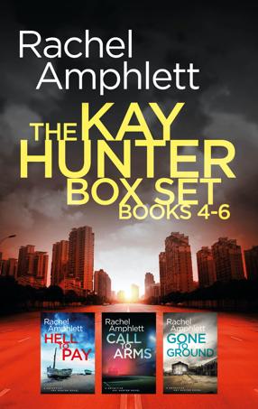 Cover image for Kay Hunter Box Set books 4-6 286x453 pixels
