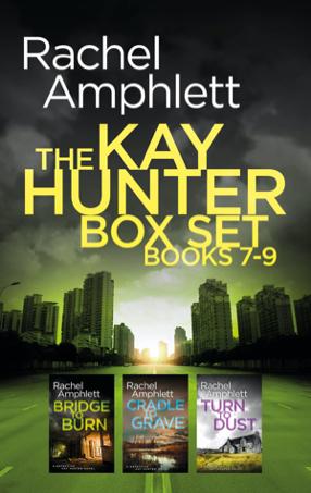 Cover image for Kay Hunter Box Set books 7-9 286x453 pixels