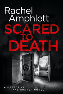 Cover for Scared to Death 204x306 pixels
