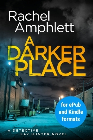 Image shows book cover for A Darker Place for ePub and Kindle formats