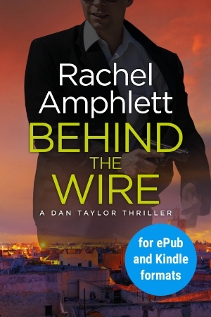 Image shows book cover for Behind the Wire for ePub and Kindle formats