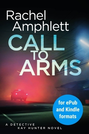 Image shows book cover for Call to Arms for ePub and Kindle formats