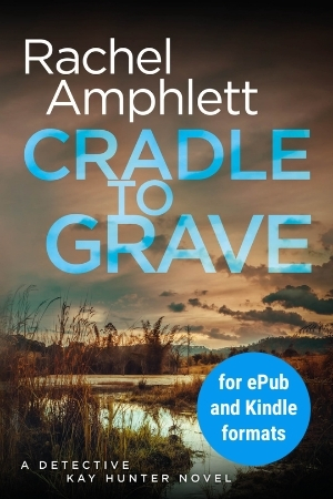 Image shows book cover for Cradle to Grave for ePub and Kindle formats