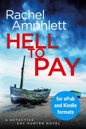 Image shows book cover for Hell to Pay for ePub and Kindle formats