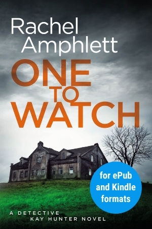 Image shows book cover for One to Watch for ePub and Kindle formats