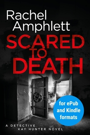 Image shows book cover for Scared to Death for ePub and Kindle formats
