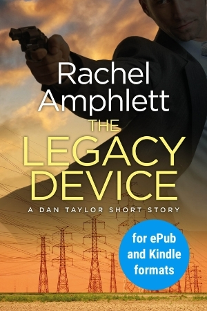 Image shows book cover for The Legacy Device for ePub and Kindle formats