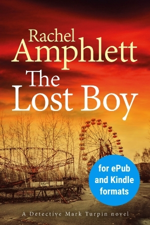 Image shows book cover for The Lost Boy for ePub and Kindle formats
