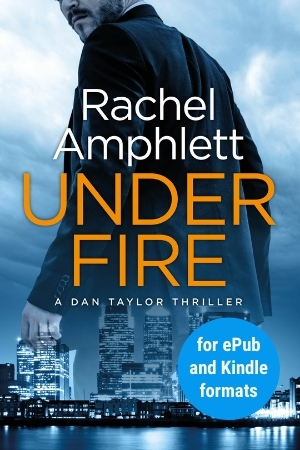 Image shows book cover for Under Fire for ePub and Kindle formats