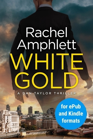 Image shows book cover for White Gold for ePub and Kindle formats