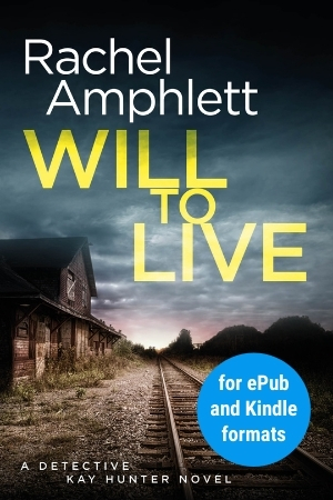 Image shows book cover for Will to Live for ePub and Kindle formats