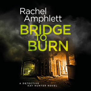 Bridge to Burn Audiobook cover 300x300