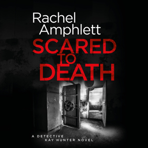 Scared to Death audiobook cover 300x300