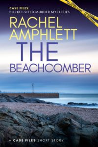 The Beachcomber cover showing a rocky Cornish beach and a concrete jetty