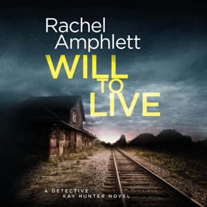 Will to Live audiobook cover 300x300